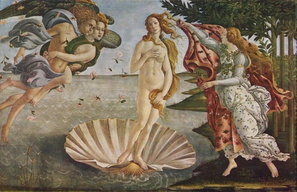 Weibliche Körperrepräsentation - Top 6 Nacktbilder