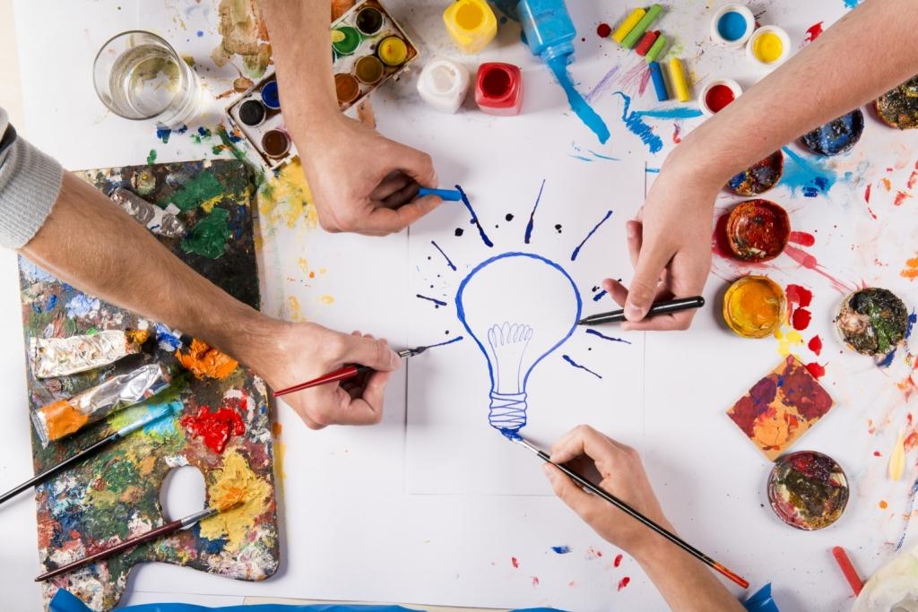 7 Möglichkeiten, Ihre Kreativität zu verbessern