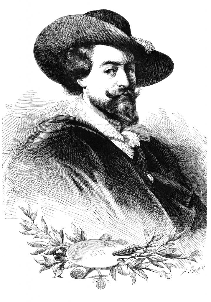 Rubens, Van Dyck und flämische Malerei in Budapest