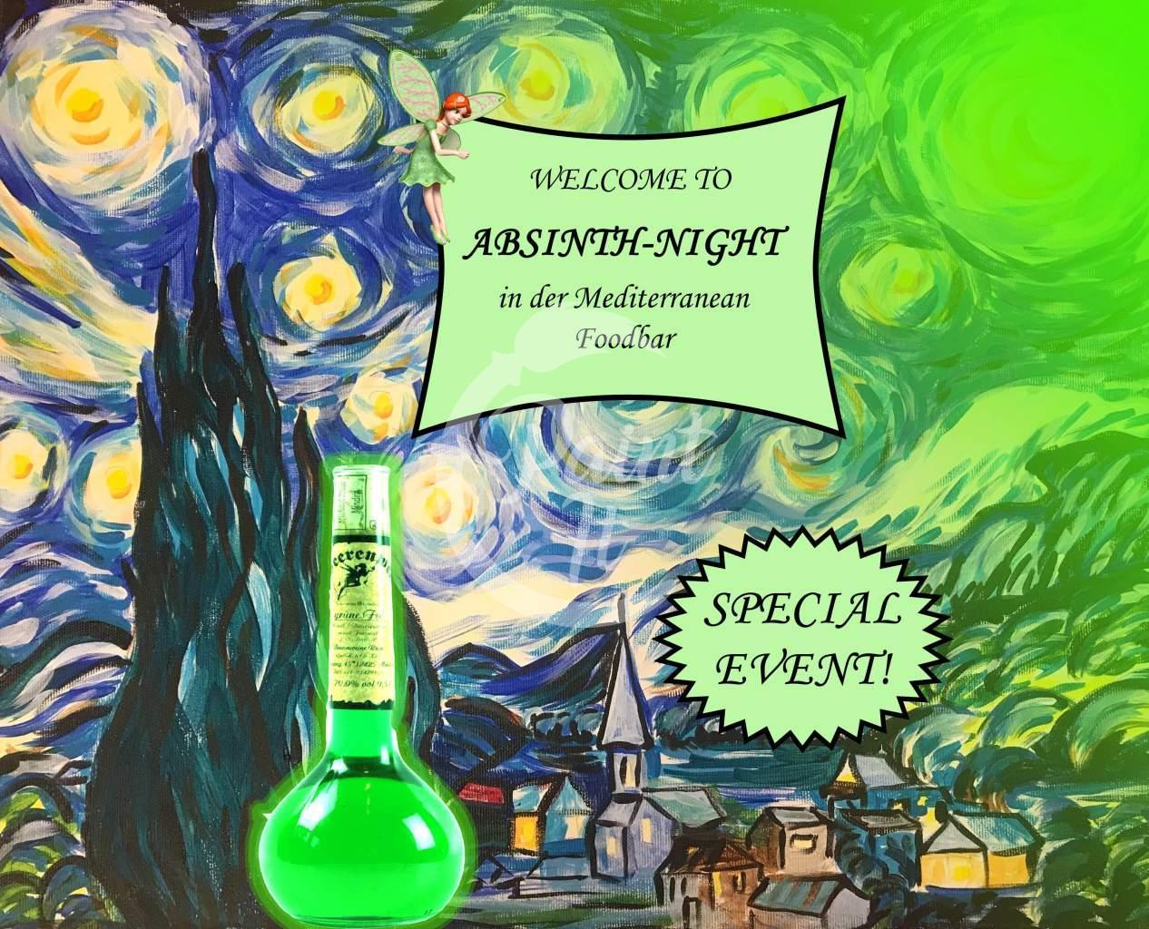Sternennacht ABSINTH-NIGHT SPECIAL