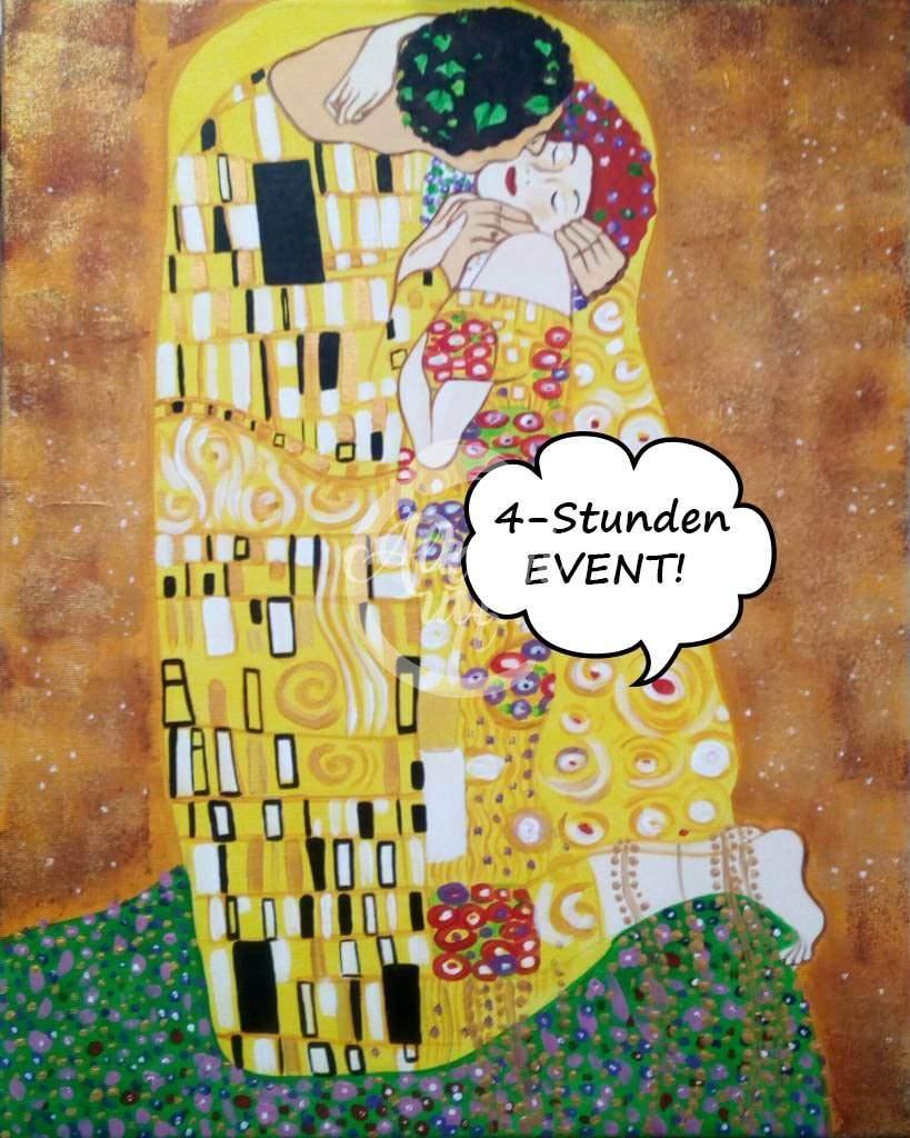 Der Kuss - 4-Stunden Event Gustav Klimt