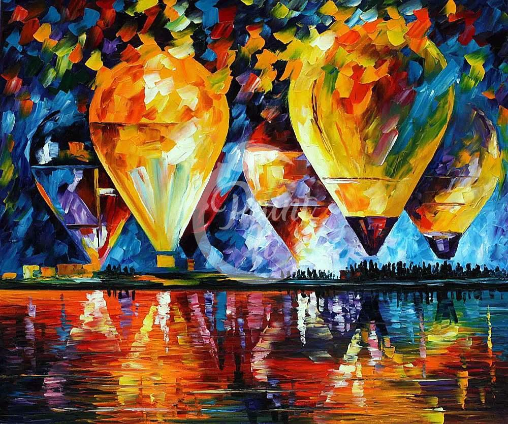 Balloon Leonid Afremov